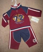 BOYS 3-6  MONTHS - Lil' Jellybean - Football PLAYSET - $20.00