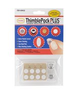 Thimble Pack Plus sewing cross stitch Colonial ... - $9.90