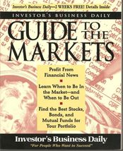 INVESTOR'S BUSINESS DAILY GUIDE TO THE MARKETS 1996 PB - $22.11