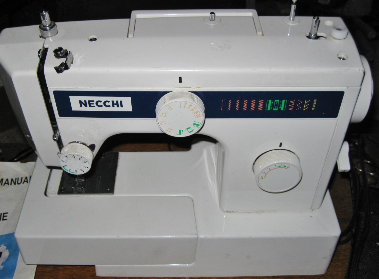 Necchi 3101fa Free Arm Instruction Manual And 50 Similar Items Supernova Sewing Machine Threading Diagram Vintage Heavy Duty 30 Page