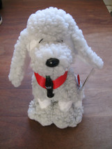 "Coca-Cola's ""Strudel the Poodle"" from the ""Plush Collection"" of 1999 Nice!!! - $29.95"