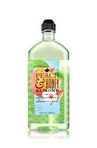 Bath & Body Works Peach & Honey Almond Shower Gel 10 oz / 295 ml - $45.00
