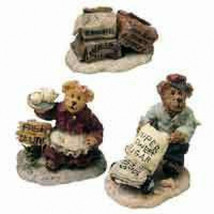 "Boyds BearlyBuilt Acces'sory""Sweet Treats,Caitlin'sSamples,Dominics""#195... - $12.99"