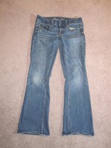 Women's American Eagle Artist Stretch Jeans Size: 2 - $22.43