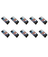 10X Clear Crystal LCD Screen Protector Guard Shield For Samsung Galaxy S... - $10.99