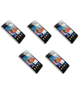 5X Clear Crystal LCD Screen Protector Guard Shield For Samsung Galaxy S2... - $7.99