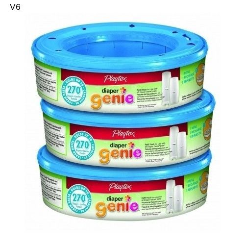 how to change bag in diaper genie