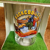 Outside  Back Country Mountain Ale Pint Glass  #99166 made in USA New Beer Glass image 3