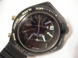 """M03, Omega Space 2000, Mens Multi functional Watch,  9.5"""" Band, needs ba... - $159.00"""