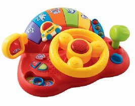 Vtech Learn and Discover Driver Steering Wheel - $12.99