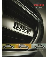 2007 ISUZU full line brochure catalog ASCENDER i- 290 370 US 07 - $8.00