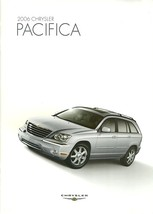 2006 Chrysler PACIFICA sales brochure catalog 06 US Limited  - $8.00