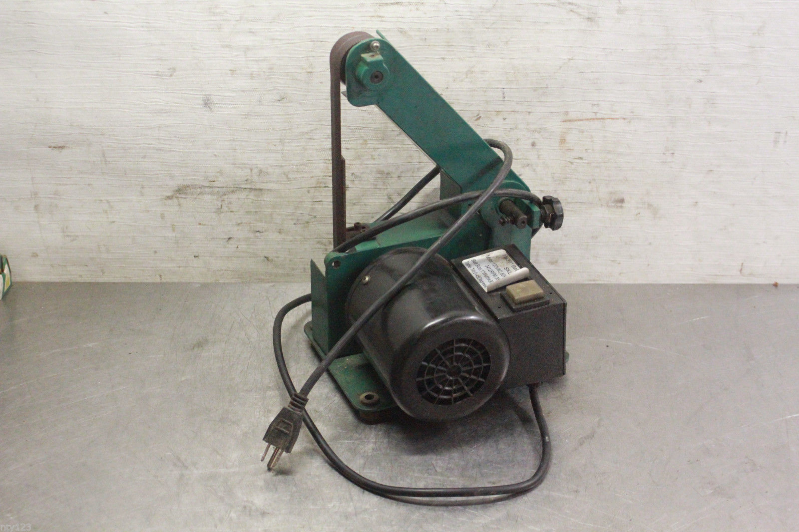 1x30 Table Top Belt Sander Belt Sanders