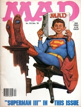 Mad Magazine December 1983 No. 242  - $4.95