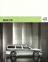 2007 Volvo V70 wagon sales brochure catalog 07 US 2.4 2.5T - $8.00
