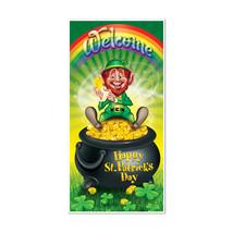 """Beistle Leprechaun Door Cover 30"""" x 5'- Pack of 12 - $51.92"""