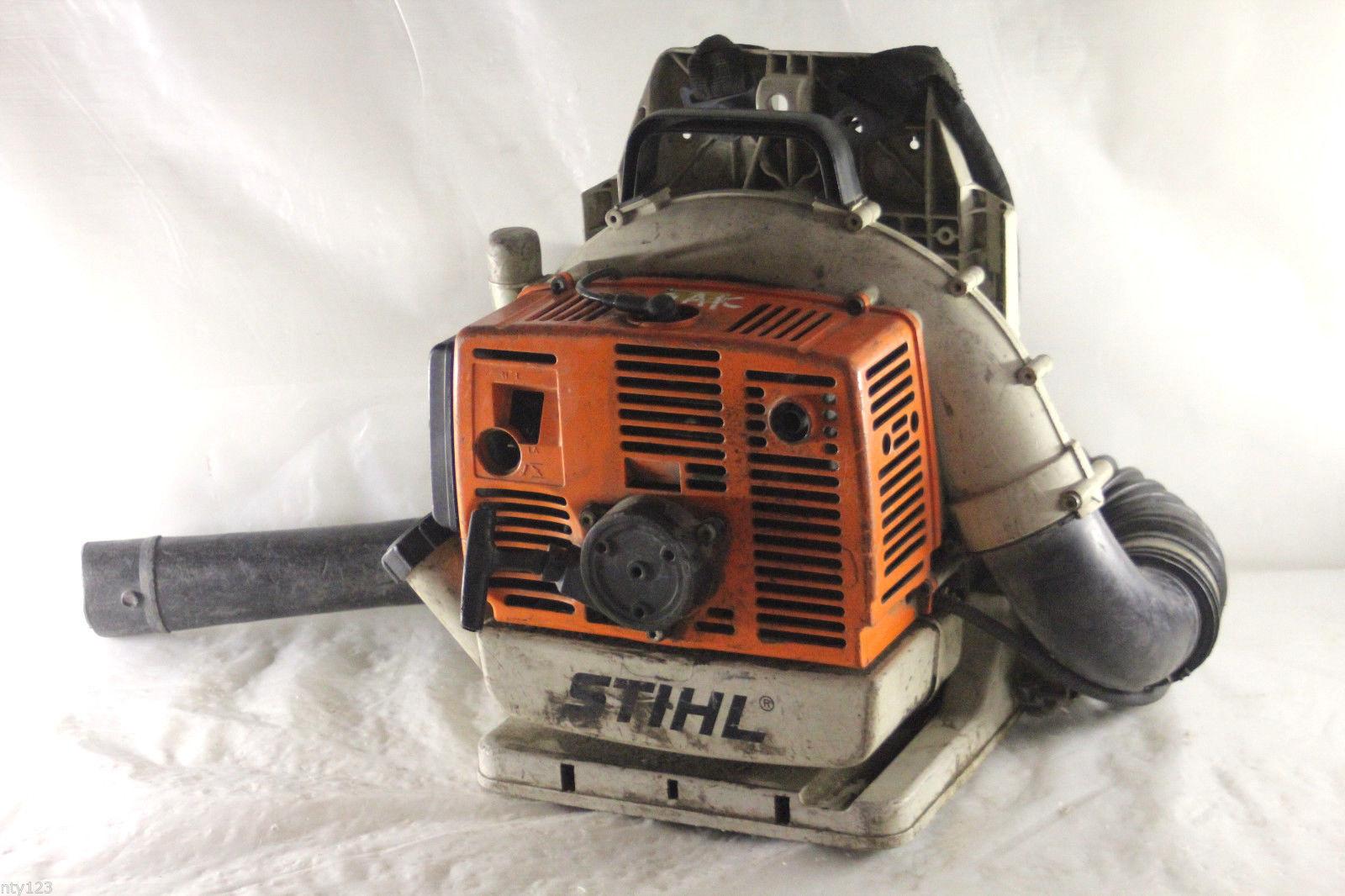 STIHL BR 400 - BACKPACK LEAF BLOWER