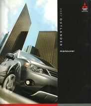 2007 Mitsubishi OUTLANDER sales brochure catalog 07 US ES LS XLS - $8.00