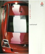 2007 Mitsubishi GALANT sales brochure catalog 07 US ES GS Ralliart - $6.00
