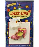 FREE Jazz-Ups Pink High Heel Flatback Resin Decoration - $0.00