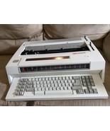 Vintage IBM Wheelwriter 30 Series II 6787 Electronic Typewriter -Powers On Types - $262.35