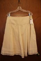 NWT Worthington Beige Full Skirt Ladies 12 - $17.99