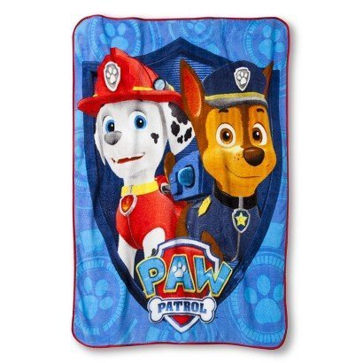 Primary image for Paw Patrol Throw