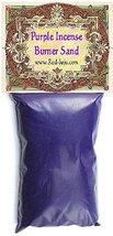 Red Juju Purple Incense Burner Sand - 4 oz - Ar... - $4.99