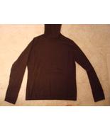 Small Turtleneck Italian Merino Wool Sweater by Linea Donna  MSRP $99.00... - $69.99
