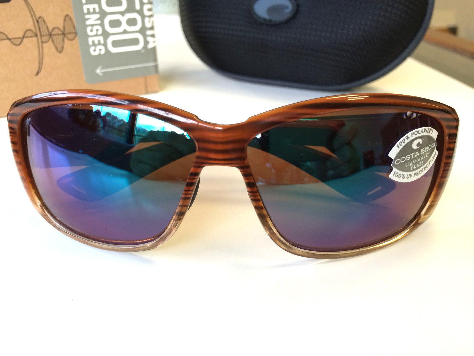 48da220303 Green Mirror Polarized Sunglasses