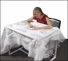 Q-Snaps Floor Model (or quilt stand) cross stitch needlework  quilting Q... - $95.40