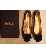 9 M Reba Eliana Leopard Print Flats Shoes New MSRP $79.99 - $59.99