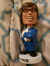 1999 Austin Powers Funko Bobblehead International Man Of Mystery Blue Tuxedo  - $7.91