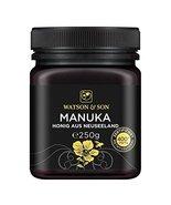 Watson & Son Pure Manuka Honey 400+ GMO 250G - $56.91