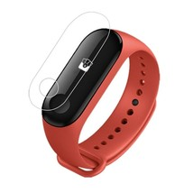 Clear Screen Protector Protective Film Guard for Xiaomi Mi Band 3 Watch 2pcs - $11.00