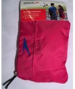 Speedo Pink Packable Mesh Bag - $18.00