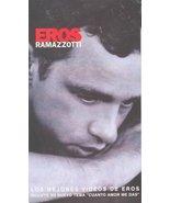 Los Mejores Videos De Eros [VHS] [VHS Tape] (1998) Ramazzotti, Eros - $9.99