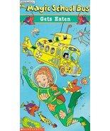 Magic School Bus: Gets Eaten [VHS] [VHS Tape] (1995) Lily Tomlin; Daniel... - $4.99
