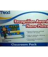 Recognition Awards and Name Plates Classroom Pack, 36 each [Office Product] - $2.99