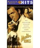 Mambo Kings [VHS] [VHS Tape] (1995) Armand Assante; Antonio Banderas; Ca... - $2.99