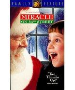 Miracle on 34th Street (1994) [VHS] [VHS Tape] (1999) Richard Attenborou... - $3.99