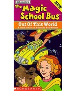 Magic School Bus: Out of This World [VHS] [VHS Tape] (1998) Lily Tomlin;... - $3.99