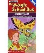 The Magic School Bus - Butterflies! [VHS] [VHS Tape] (1999) Lily Tomlin;... - $4.99