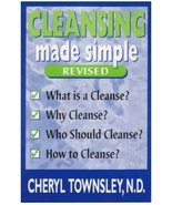 Cleansing Made Simple [Paperback] by Cheryl Townsley - $3.99