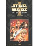 Star Wars - Episode I, The Phantom Menace [VHS] [VHS Tape] (2000) Ewan M... - $3.99