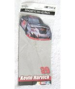 Kevin Harvick #29 - NASCAR Magnetic Memo Pads [Office Product] - $2.99