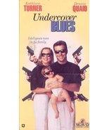 Undercover Blues [VHS Tape] Kathleen Turner; Dennis Quaid - $4.99