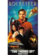 Rocketeer [VHS] [VHS Tape] (1996) Billy Campbell; Jennifer Connelly; Ala... - $3.99