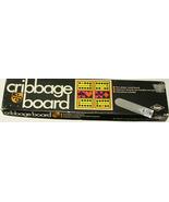 Vintage Wood Cribbage Board (1968 edition) - $15.00