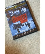 Unopened DVD — The Longest Day, digitally Mastered - $9.80
